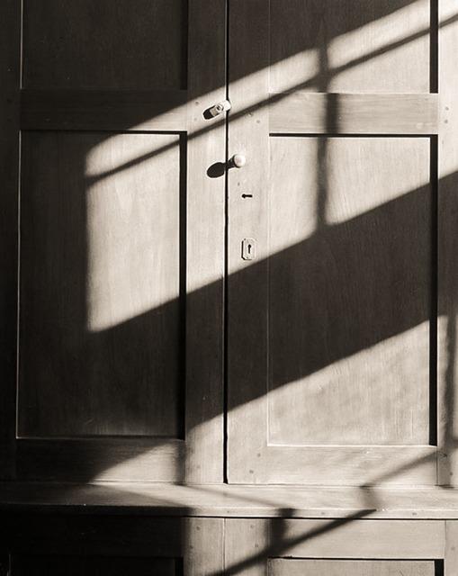 Frank Hunter, 'Cupboard (#222)', 1999, Thomas Deans Fine Art