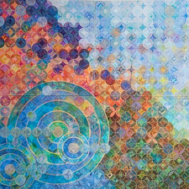 , 'Circles 30 (Elemental),' 2015, Fountain Street