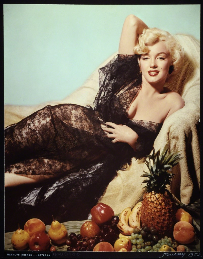Nickolas Muray, 'Marilyn Monroe...Actress,' 1952, George Eastman House International Museum of Photography & Film