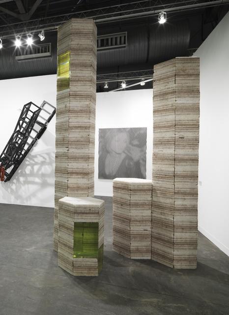 , 'Future Fossil Spaces (set 1) ,' 2017, DITTRICH & SCHLECHTRIEM