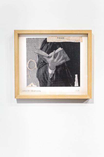Maurizio Pellegrin, 'I Santi ', 1994, Marignana Arte