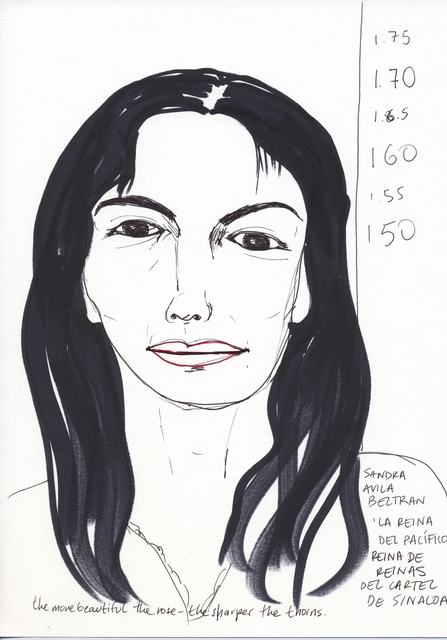 , 'Criminal women / Sandra Avila,' 2001, Instituto de Visión
