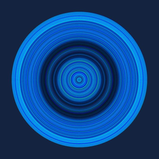 Michel Piquette, 'Fjord, NZ (Les océans chromatiques)', 2017, Art Mûr
