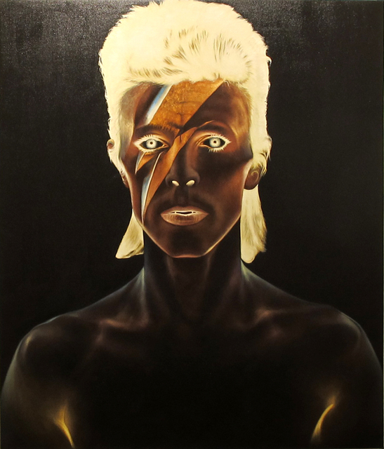 , 'David Bowie Forever,' 2016, DECORAZONgallery