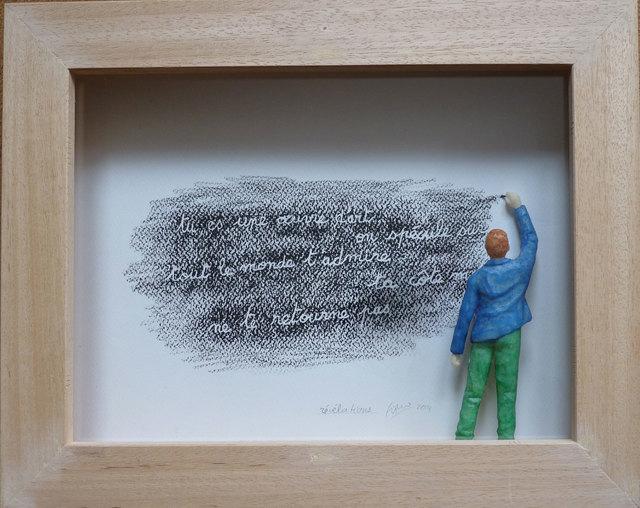 , 'Révélations,' 2015, Galerie Marie-Robin