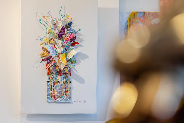 Oz El Hai, 'Butterflies Fantasy', 2019, Miss D Gallery