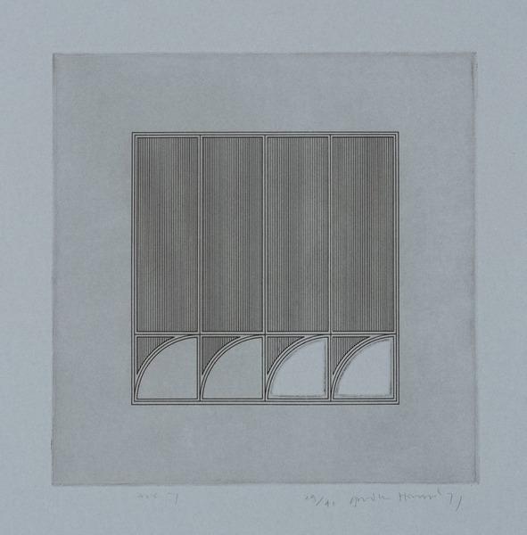 Gordon House, 'Arc 7', 1971, Garvey | Simon