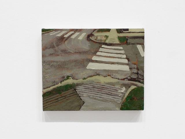 , 'Left,' 2018, Inman Gallery