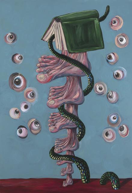 , 'Seven Heavens,' 2017, Zilberman Gallery