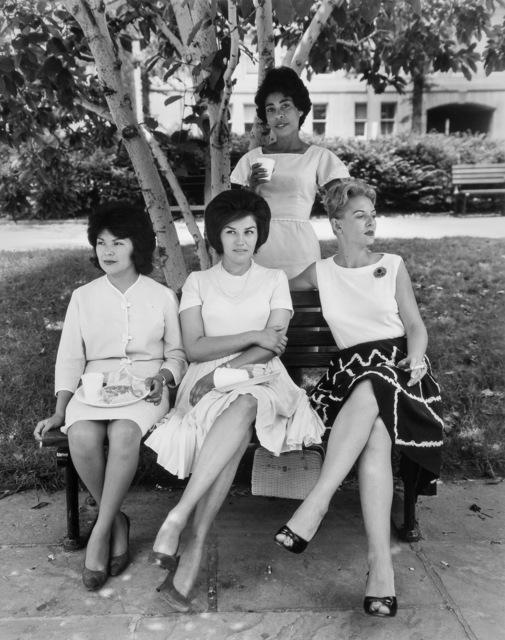 , 'Secretaries in Rawlings Park, Washington D.C.,' 1965, Danziger Gallery
