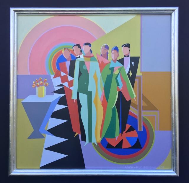 , 'Intermission at the Opera,' 2017, Counterpoint Contemporary Fine Art