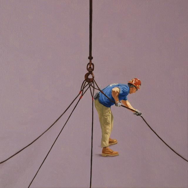 , 'Construction Worker .8,' , Cavalier Galleries