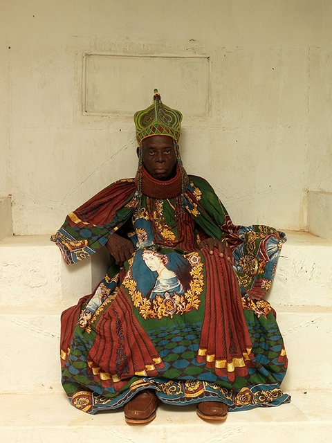 , 'HRM Agbogidi Obi James Ikechukwu Anyasi ll,  Obi of Idumuje Unor ,' 2012, Newark Museum