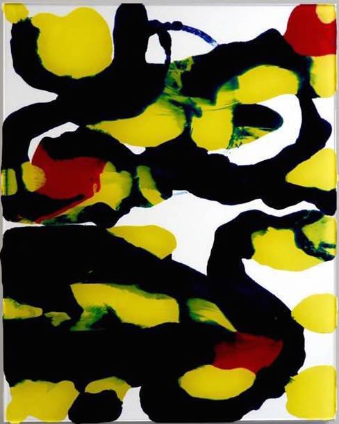 , 'Rasterflecken 1,' 2013, Galerie SOON