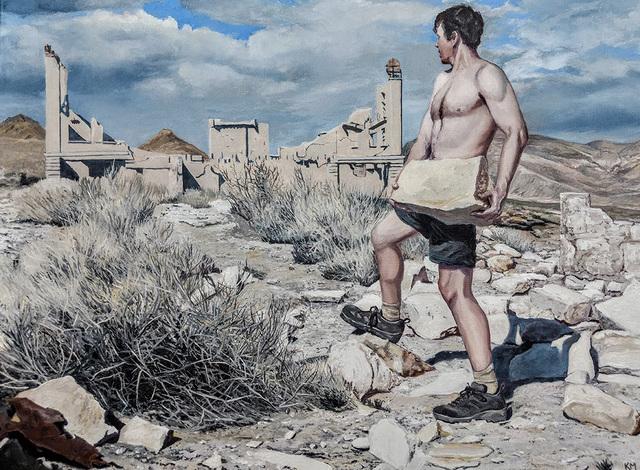 , 'Ruins at Rhyolite,' , Marta Hewett Gallery