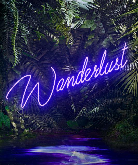 Yee Wong, 'Disco in the Jungle: Wanderlust Purple', ArtStar