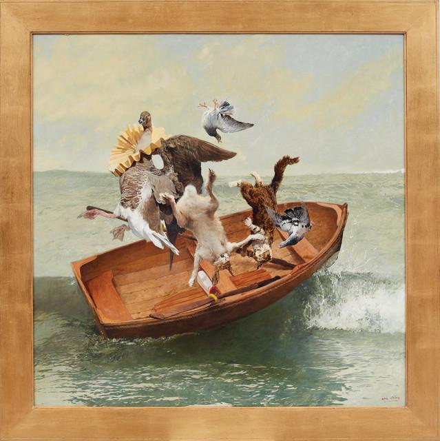 , 'Shipwreck ,' 2017, ARTIS Gallery