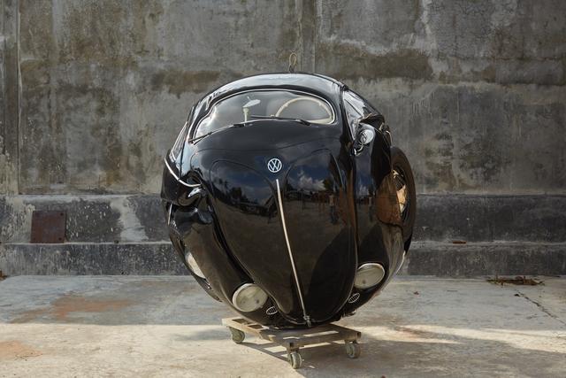 , 'Beetle Sphere,' 2018, Alex Daniels - Reflex Amsterdam