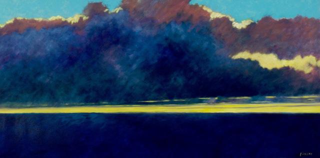 , 'Bahama Straits, Sunrise,' 2010, Atrium Gallery