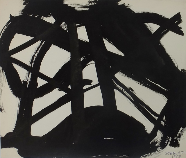 , 'Untitled,' 1953, Lawrence Fine Art