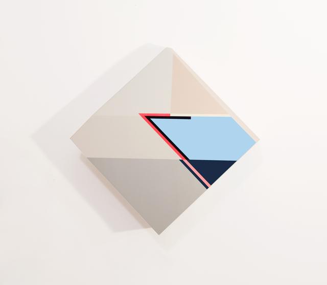 , 'Origami #20,' 2014, Muriel Guépin Gallery