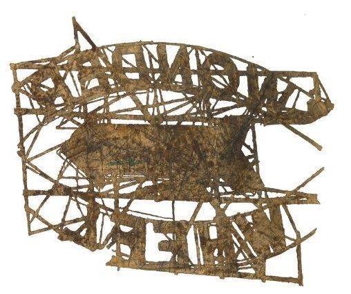 , 'Coney Island Piece No. 2,' 2010, Galerie Ulrike Hrobsky