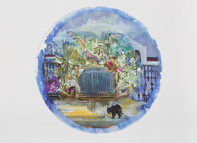 , 'Panther (1stdayout),' 2016, Josh Lilley