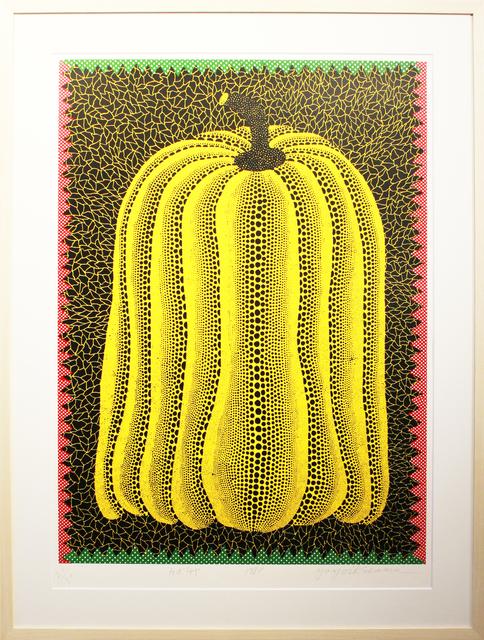 Yayoi Kusama, 'Pumpkin', 1988, Print, Screen print, MAKI