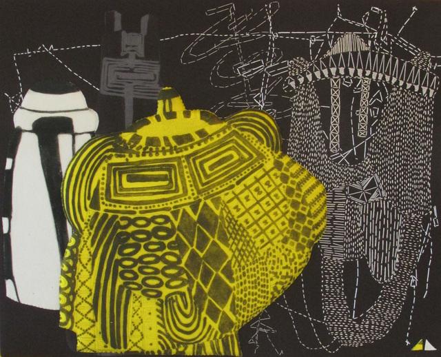 , 'Pongo,' 2015, Flinders Lane Gallery