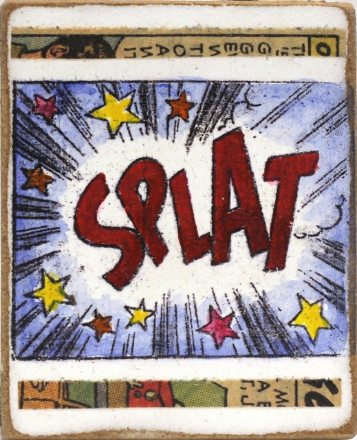 , 'Splat Magnet,' 2018, Artspace Warehouse