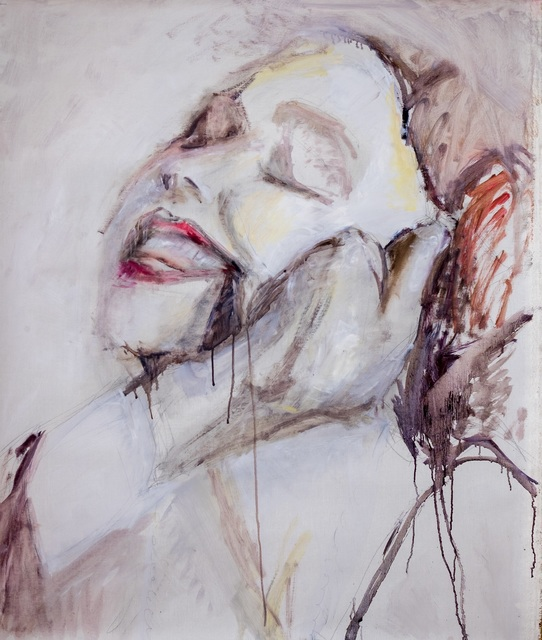 ", '""Golden age"",' 2018, Krokin Gallery"