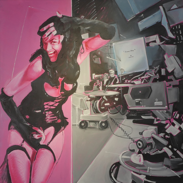 , 'Folie de femme n˚10,' 2006, Richard Taittinger Gallery