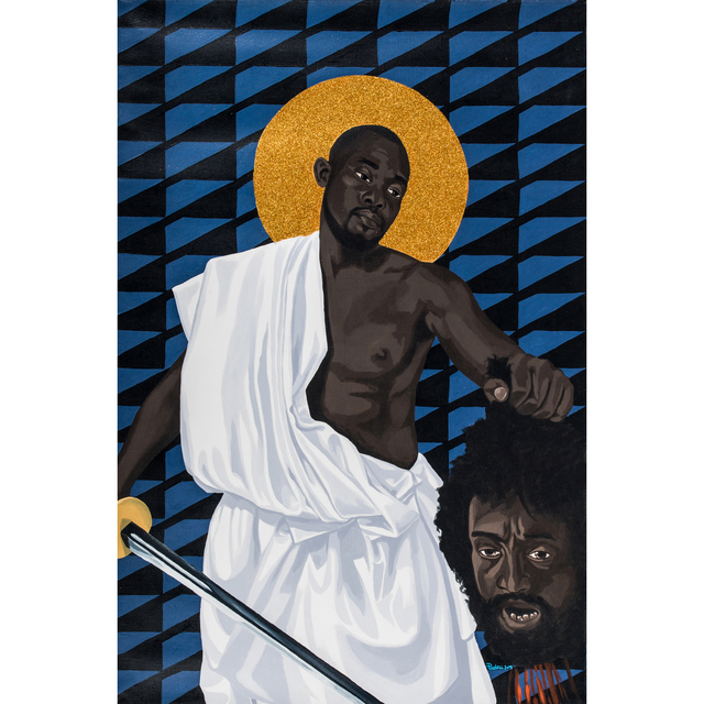 Marc Padeu, 'David et Goliath', 2019, PIASA