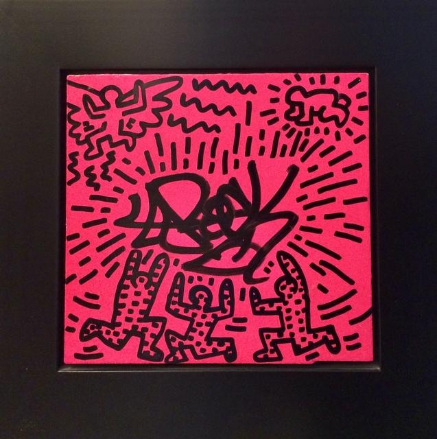 Keith Haring, 'Untitled', August 1982, Rosenfeld Gallery LLC