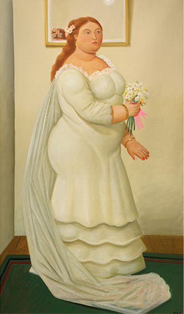 , 'The Bride,' 2009, Art Of The World Gallery