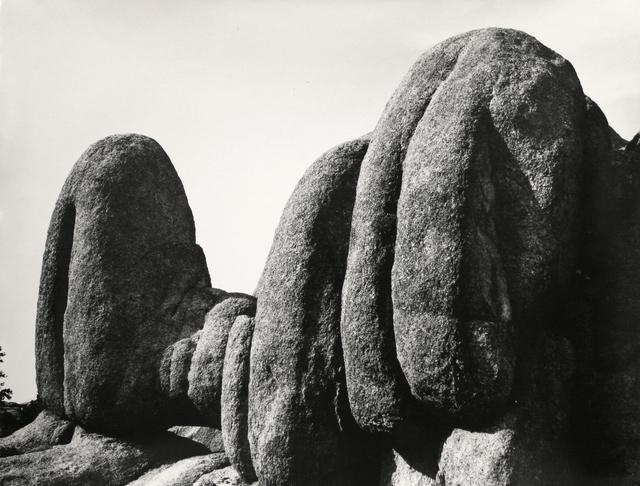 Aaron Siskind, 'Granite Dells 9', 1949, Bruce Silverstein Gallery