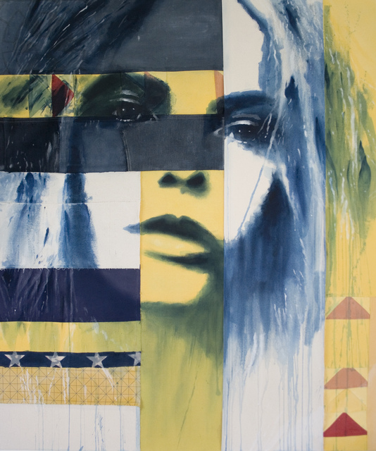 , 'Water Painting,' 2018, Jewel Goodby Contemporary