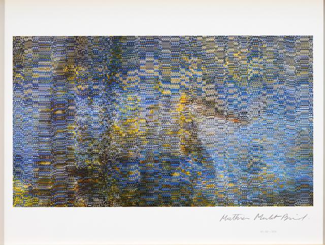 Mathieu Merlet Briand, '#Nature #43', 2019, Contemporary Art Platform Kuwait