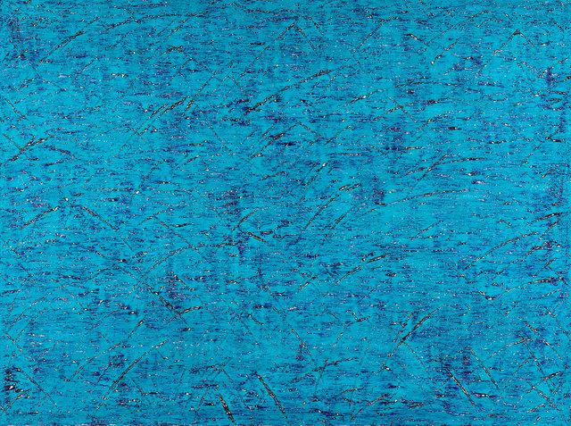 , 'Sparks 4,' 2016, Von Lintel Gallery