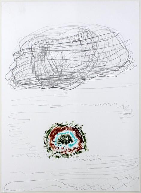 Norbert Prangenberg, 'Zeichnung', 1994, Barbara Gross