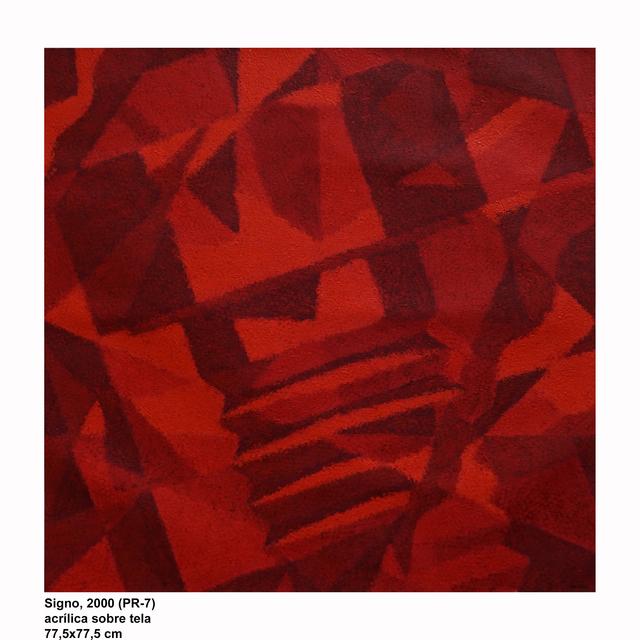 , 'Parafuso Vermelho,' 2000, Arte Fundamental