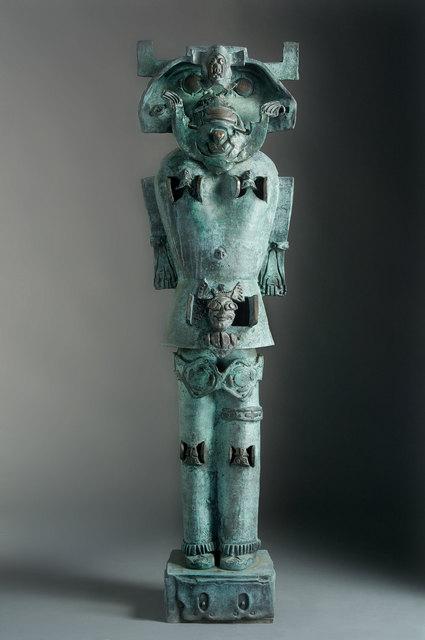 , 'Tryp-Taurus,' 1993, Fondazione Echaurren Salaris