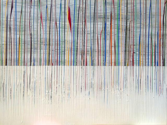 , 'Scent of Melting Snow #37,' 2017, Julie Nester Gallery