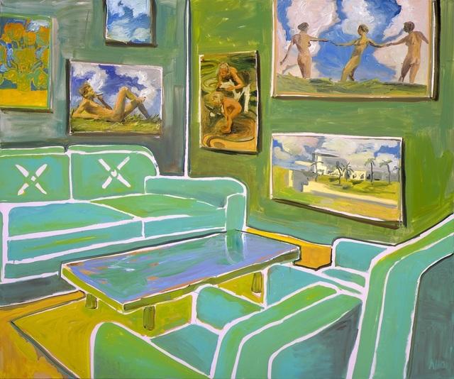 , 'Interior No. 99,' 2001, Stedelijk Museum Amsterdam