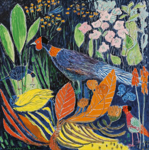 Gerhild Diesner, 'Bird of Paradise', 1964, Galerie Kovacek