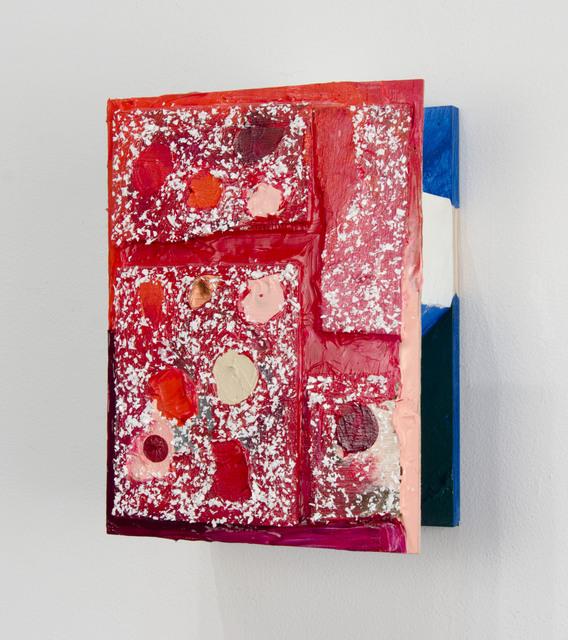 , 'Hook Turn Return,' 2016, Zürcher, New York | Paris