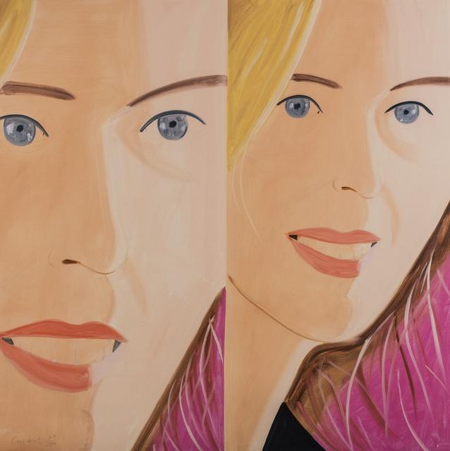 Alex Katz, 'Sasha Two', 2016, Forum Auctions