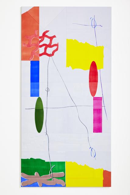 , 'Untitled (A),' 2019, Kisterem