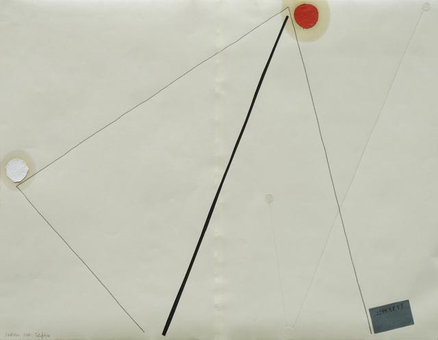 , 'Telefone,' 2015, Galeria Raquel Arnaud