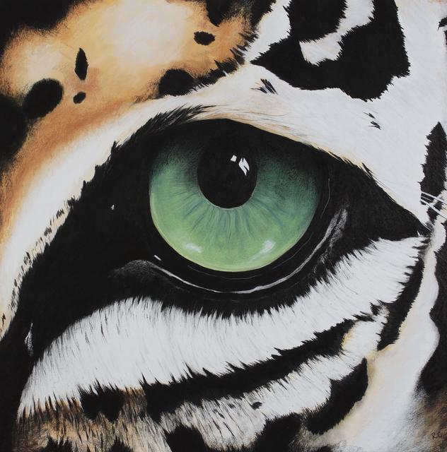 , '11. Green Eye,' 2018, Sladmore Contemporary